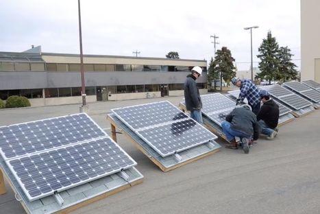L'autoconsommation de l'électricité solaire décolle - L'Usine de l'Energie   Efficacité énergétique pour l'industrie   Scoop.it