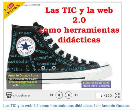 Las TIC y la Web 2.0 como herramientas didácticas | educación y tecnología | Scoop.it