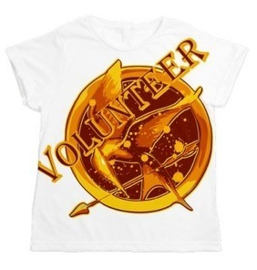The T-Shirt Painter: The Hunger Games All Over T-Shirts | Hunger Games Tshirt Designs | Scoop.it