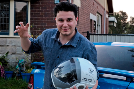 Time to shake things up | Alfred Boyadgis | Forcite Helmet Systems - Alfred Boyadgis | Scoop.it