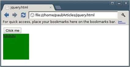 The Mystery Of The jQuery Object: A Basic Introduction - Smashing Magazine | Web Tech | Scoop.it