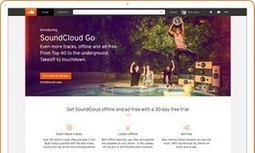 SoundCloud Go subscription music service launches in UK and Ireland | A Kind Of Music Story | Scoop.it