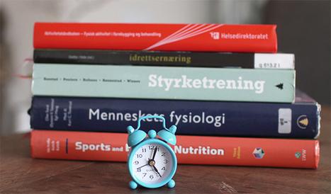 Aktiv studieteknikk - Fitnessbloggen | Studieteknikk | Scoop.it