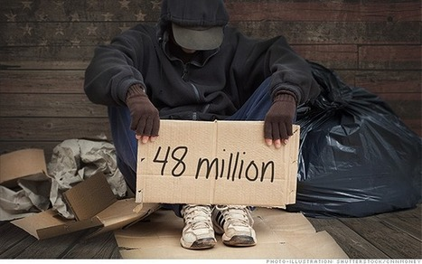 48 million Americans live in poverty, Census Bureau says | Leadership, Innovation, and Creativity | Scoop.it