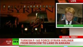 #Turkey F16s intercept #Syria jet from #Russia | From Tahrir Square | Scoop.it