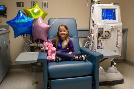 Wisconsin girl receives new kidney from her teacher | Organ Donation & Transplant Matters | Scoop.it