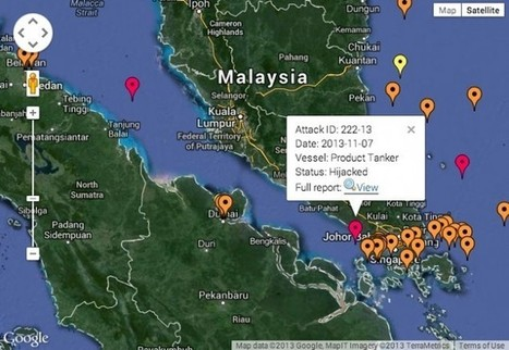 Pirates Hijack Product Tanker Off Malaysia, Steal Cargo | gCaptain Maritime & Offshore News | Pirates of Malaysia | Scoop.it