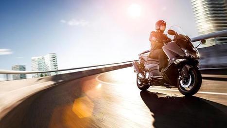 TMAX  2013 - Scooters - Yamaha Motor UK | bigbike | Scoop.it
