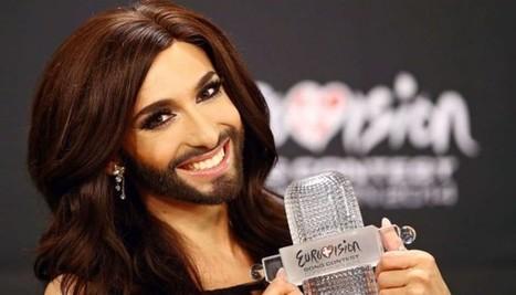 L'Eurovision, de la géopolitique ? Conchita Wurst, un contre-exemple du vote traditionnel | Marketing Scoopit 1 | Scoop.it