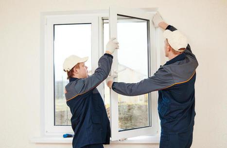 Poser une fenêtre PVC en rénovation | Fenêtre | Scoop.it