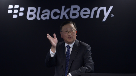 Blackberry Gives Up | Nerd Vittles Daily Dump | Scoop.it