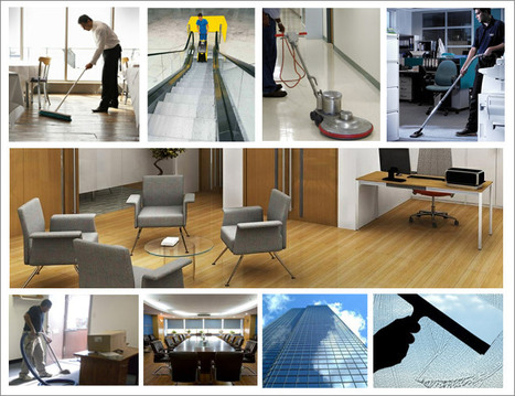 Professional Commercial Cleaner is waiting for you. | Get A Tradie | Scoop.it