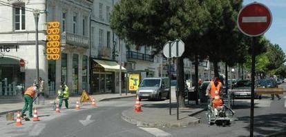 Fini les bouchons au parking Blossac ? #Vienne   ChâtelleraultActu   Scoop.it