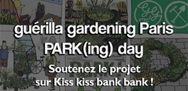 Parking Day - Parking Day: rendez-vous le 20 septembre 2013... | actions de concertation citoyenne | Scoop.it