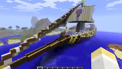 For the Hesitant Teacher: Leveraging the Power of Minecraft | hokusai | Scoop.it