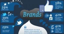 Branding: come funziona nell' era dei social media? [INFOGRAFICA] | strategie seo e web marketing | Scoop.it