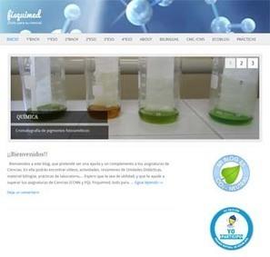 'Fisquimed', un blog dedicado al mundo de las Ciencias - Educación 3.0 | Hezkuntza | Scoop.it