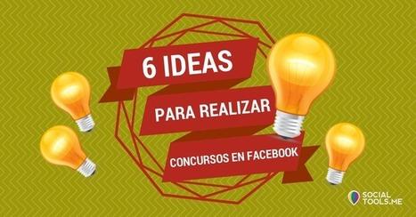 6 Ideas para realizar concursos en tu Fan Page   Mundo CM   Scoop.it