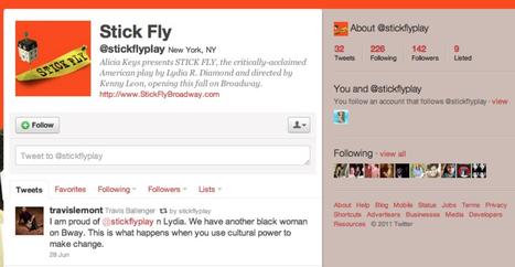 Twitter s'inspire des murs Facebook | Le Journal du Geek | Gotta see it | Scoop.it