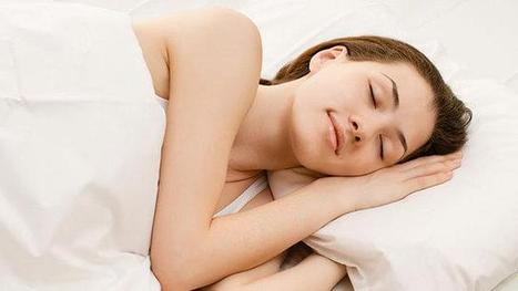 Dormire poco riduce le dimensioni del cervello | Mente e Cervello | Scoop.it