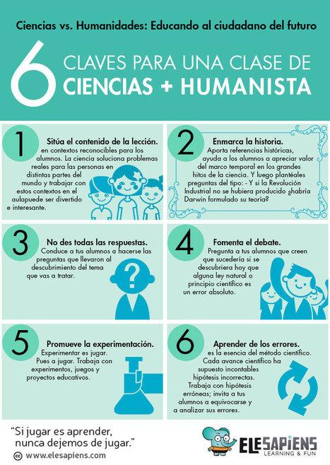 Ciencias Vs. Humanidades: Educando Al Ciudadano del Futuro | Informática Educativa y TIC | Scoop.it