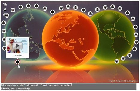 Webpaden en meer ...: December kalender | WEBOLUTION! | Scoop.it