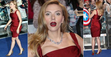Scarlett Johansson incinta seduce (anche) Londra: forme burrose ... - Oggi (Blog) | STEFANO DONNO FASHION AND BEAUTY NEWS | Scoop.it