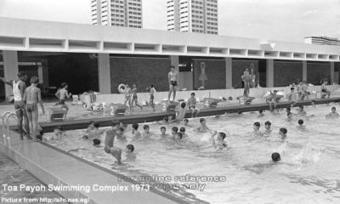 Swimming in the Summer Sun of Singapore | Little known nuggets of history | Scoop.it