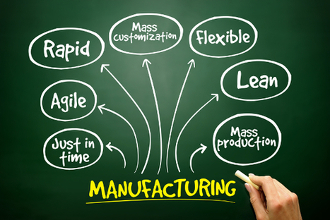 3 Commonalities and the 4 Types of Lean Visuals | Manufacturing In the USA Today | Scoop.it