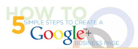 5 Sencillos Pasos para Crear una Página de Negocio en Google-Plus | Social Media Today | Scoop.it