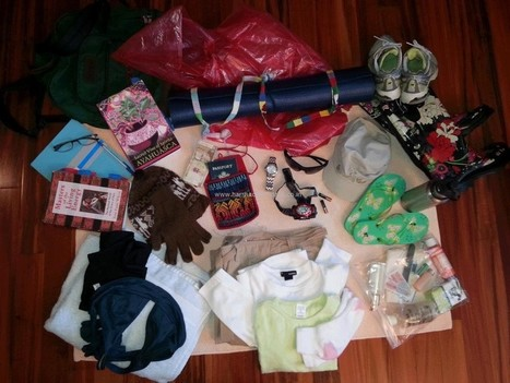 How to Pack a bag for Family Vacations travel with kids   Holiday Rentals   Scoop.it
