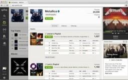 Algunas novedades en #Spotify | Actualitat Musica | Scoop.it