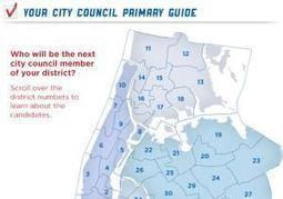 Our Primary Day guide lets you meet the 2013 City Council candidates - New York Daily News | Calif. Gov. Brown Convenes California Governor's Military Council | Scoop.it