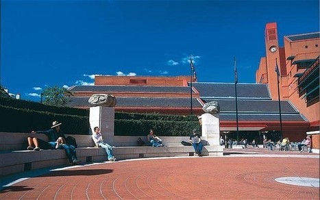 The British Library: loathed but listed - Telegraph.co.uk | Digital Collaboration and the 21st C. | Scoop.it