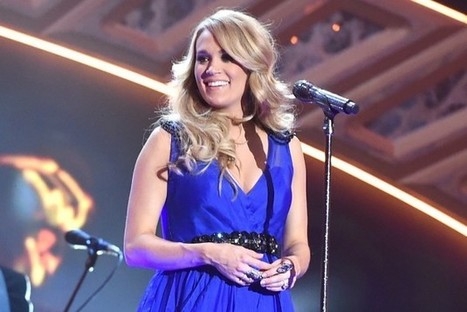 News Roundup: Carrie Underwood Earns Another No. 1 | Country Music Today | Scoop.it