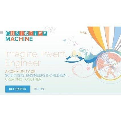 Curiosity Machine: A STEM Learning Community   iScience Teacher   Scoop.it