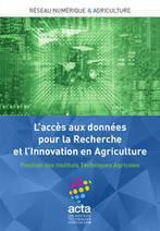 ACTA - Numérique et Agriculture -  livre blanc | Veille Scientifique Agroalimentaire - Agronomie | Scoop.it