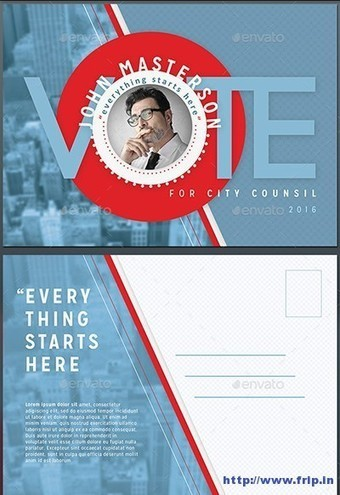 25+ Best Political Flyer Print Templates   Frip.in   Print Templates   Scoop.it