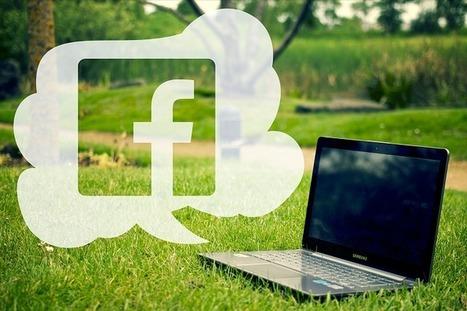 Parfois, Facebook fait de l'ombre à internet   social networking   Scoop.it