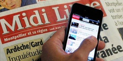 Midi Libre est désormais disponible sur iPhone | A propos de l'avenir de la presse | Scoop.it