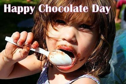 Chocolate day Images,Messages|Chocolate Day quotes Wallpapers | Valentine Week and Special Days | Scoop.it