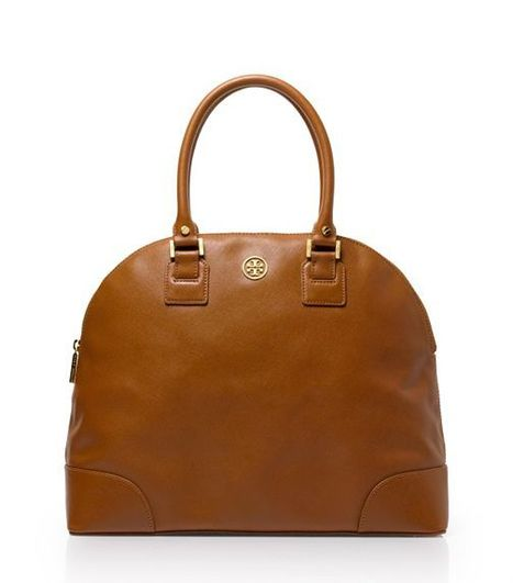 Wish List: Tory Burch Robinson Dome Satchel | a fashion moment | Scoop.it