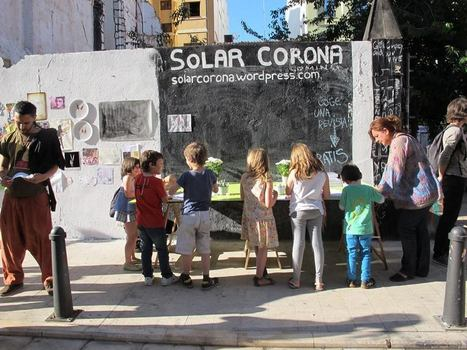 In public space we trust (In the old district Barrio del Carmen of Valencia...) | art.media.activism.media.art | Scoop.it