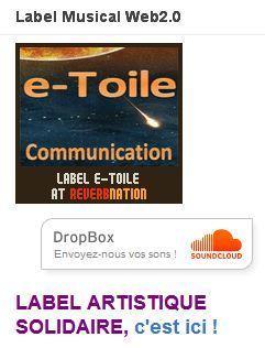 LABEL e-Toile : un label artistique solidaire online ! | e-toile-communication | Scoop.it