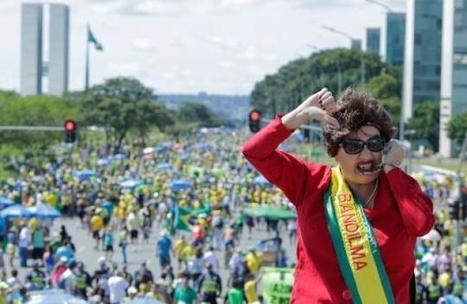 Nuevas protestas contra Dilma Rousseff y la corrupción en Brasil   ¡Sí, se puede!   Scoop.it