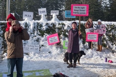 """""""We're a Community in Unrest"""": Shawnigan Lake Asks B.C. to Halt Contaminated Waste Disposal While Judicial Review Underway 