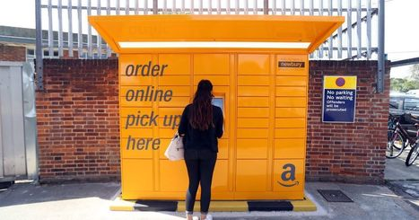 Morrisons to open 'hundreds' of in-store Amazon Lockers | Digital Transformation of Businesses | Scoop.it