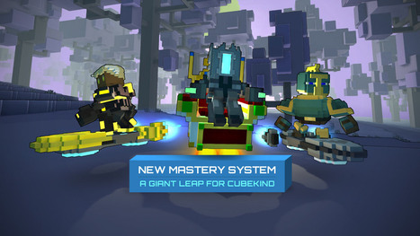 Trove | A Voxel MMO Adventure from Trion Worlds | Immersive World Technology | Scoop.it