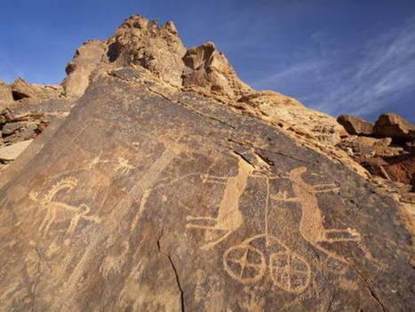 La vida de los antiguos árabes grabada en roca | Soft skills in labour market | Scoop.it