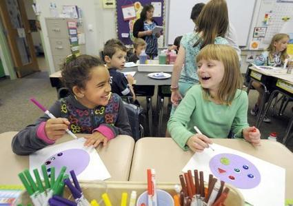 Second graders learn a lesson in creativity - York Daily Record | creative process or what inspires creativity? | Scoop.it